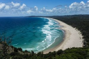 Tallows Beach - Byron Bay