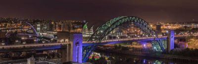 Tyne Bridge Panorama