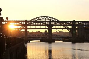 Tyne Sunrise